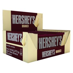 Display-Barra-Hershey-s-Chocolate-Branco-16X92g---