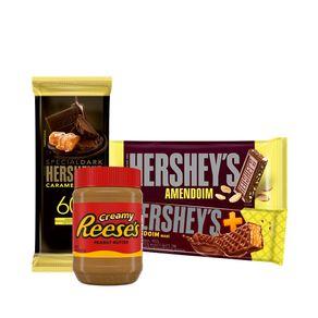 Kit-4-un.-Mais-Amendoim-Peunut-Butter--Barra-Amendoim-e-Barra-Special-Dark-Caramel-n-Salt